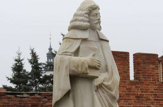 Pomnik Pastorius Głogów