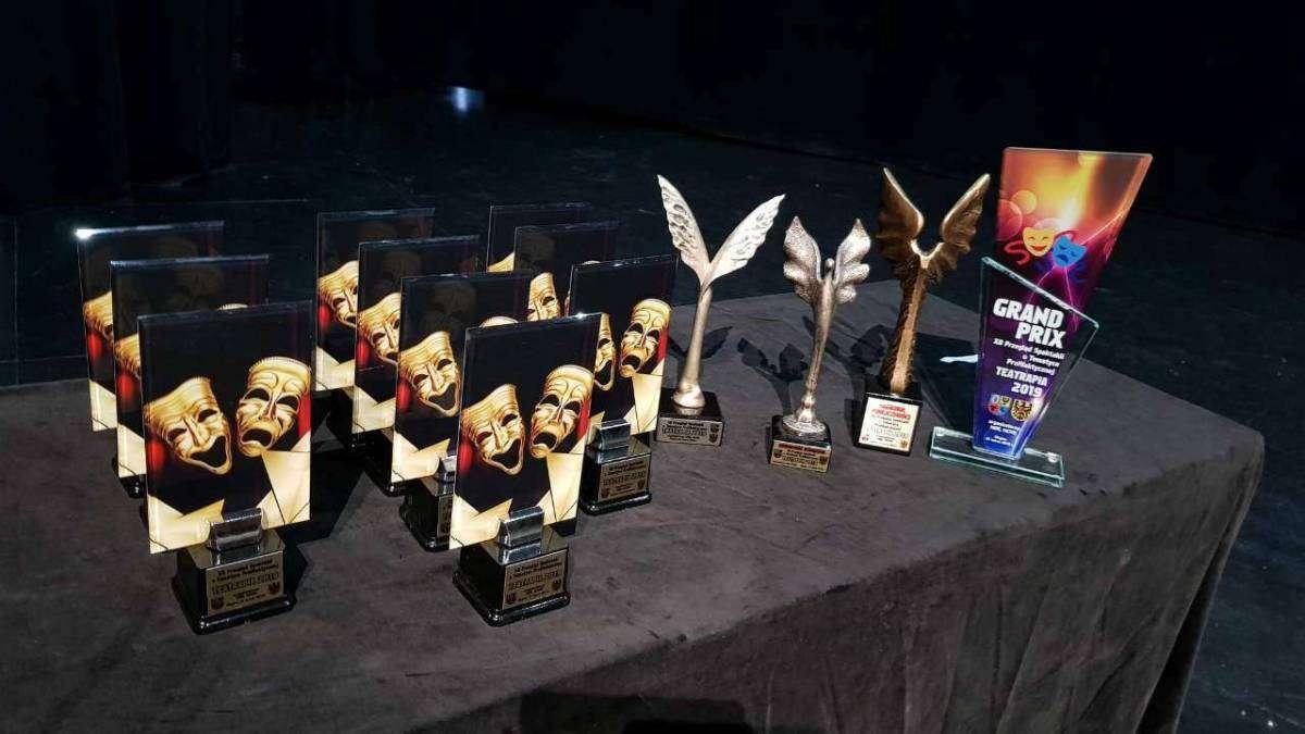 Nagrody teatrapia fot. M. Łętkowska