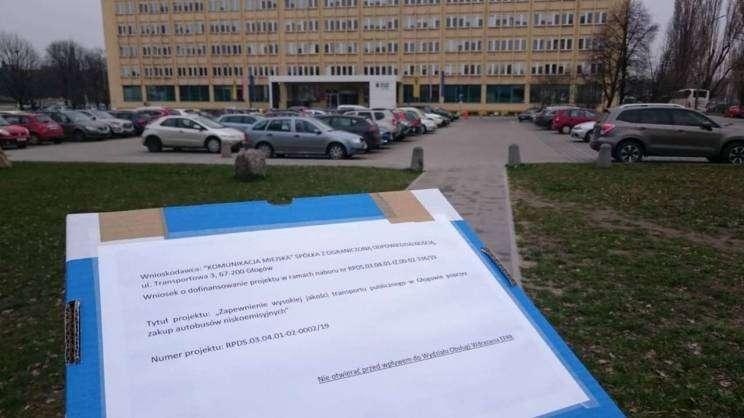 Wniosek złożony przez Komunikację Miejską o dofinansowanie taboru - zdjęcie poglądowe