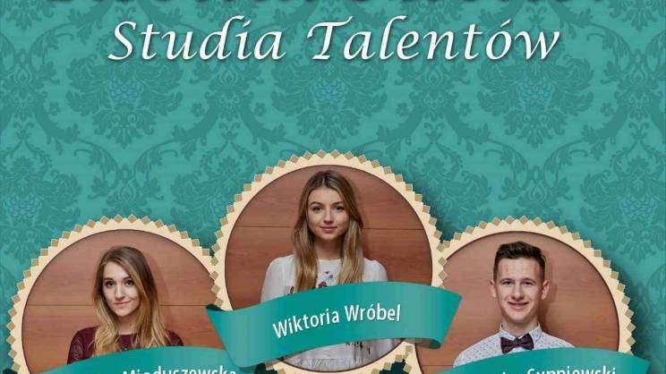 Recital Atelier Studia Talentów plakat