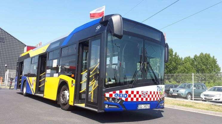 Autobus Komunikacji Miejskiej w Głogowie