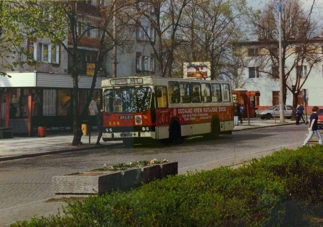 Autobusy Komunikacji Miejskiej w Głogowie w latach 90._4