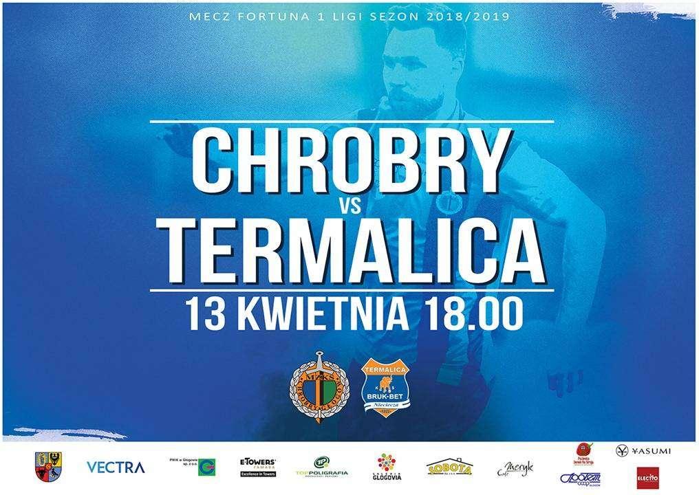 Chrobry-Termalica plakat_1