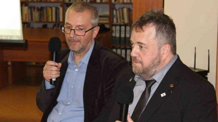 Martin Sprungala wykład Głgoów