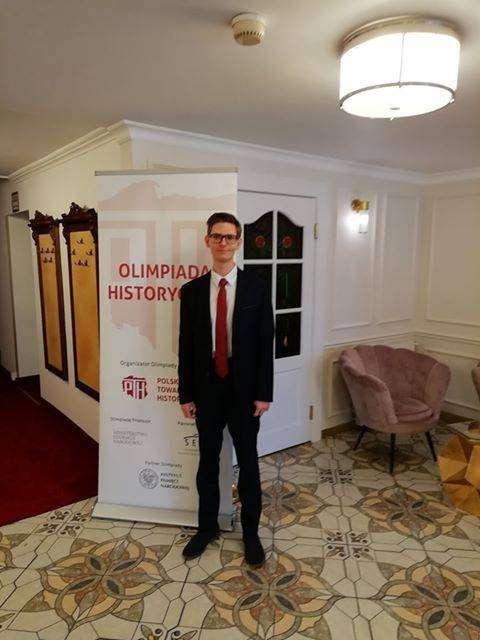 Daniel Nowak jest zwolniony z egzaminu maturalnego.