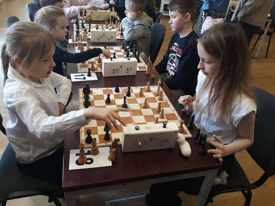Głogowski Turniej Szachowy Cztery Pory Roku - Wiosna 2019_10
