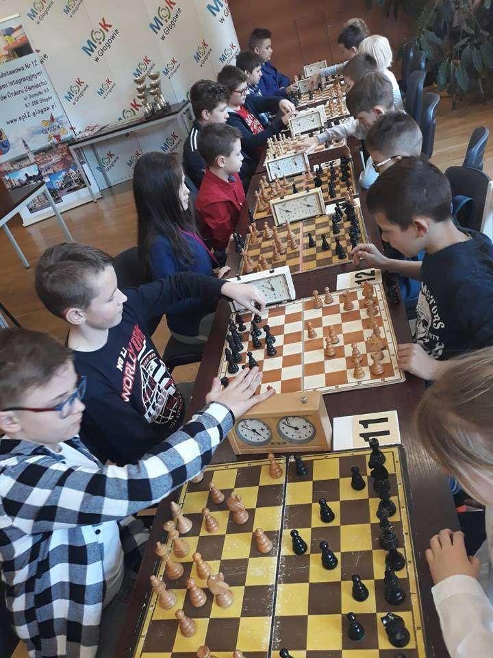 Głogowski Turniej Szachowy Cztery Pory Roku - Wiosna 2019_12