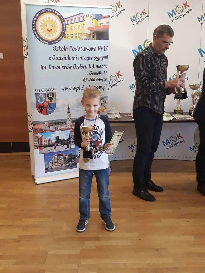 Głogowski Turniej Szachowy Cztery Pory Roku - Wiosna 2019_13