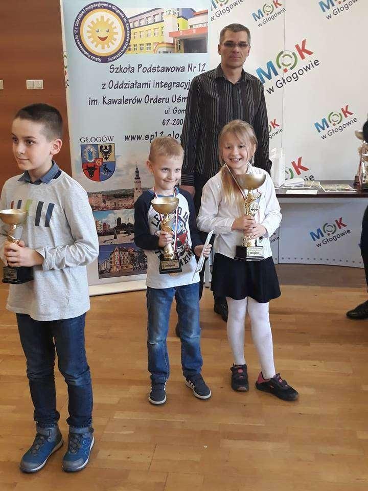 Głogowski Turniej Szachowy Cztery Pory Roku - Wiosna 2019_2