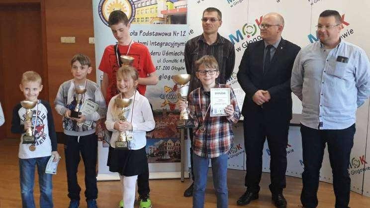 Głogowski Turniej Szachowy Cztery Pory Roku - Wiosna 2019_3