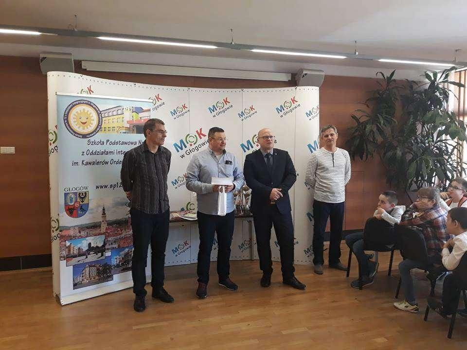 Głogowski Turniej Szachowy Cztery Pory Roku - Wiosna 2019_4