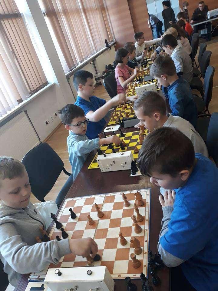 Głogowski Turniej Szachowy Cztery Pory Roku - Wiosna 2019_5
