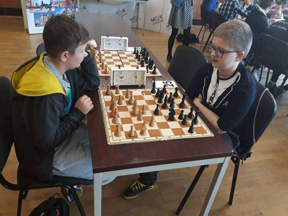 Głogowski Turniej Szachowy Cztery Pory Roku - Wiosna 2019_6