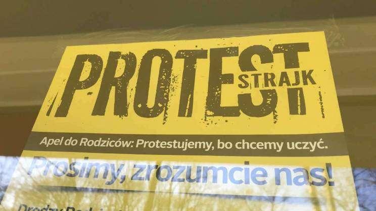 protest Głogów