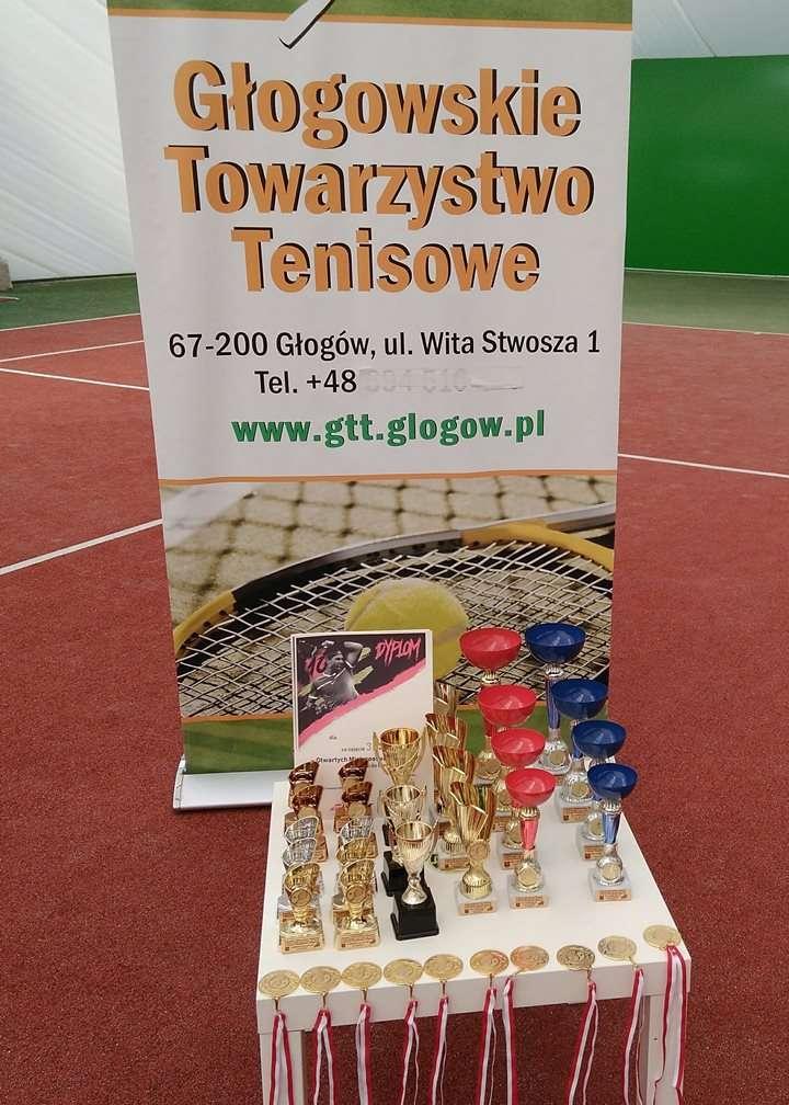 X Otwarte Mistrzostwa Głogowa w Mini Tenisie o Puchar Prezydenta Głogowa1