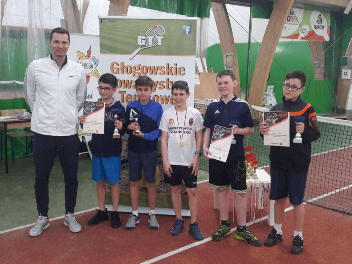 X Otwarte Mistrzostwa Głogowa w Mini Tenisie o Puchar Prezydenta Głogowa10