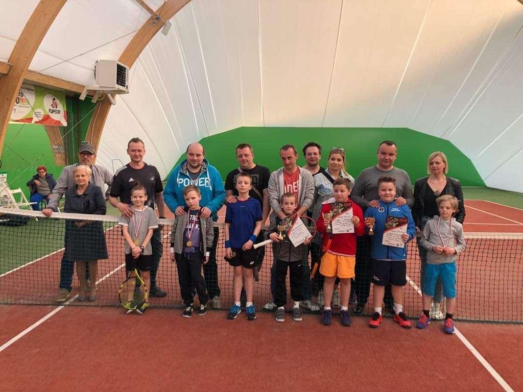 X Otwarte Mistrzostwa Głogowa w Mini Tenisie o Puchar Prezydenta Głogowa11