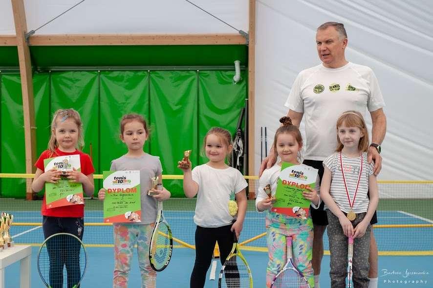 X Otwarte Mistrzostwa Głogowa w Mini Tenisie o Puchar Prezydenta Głogowa2