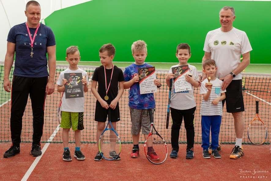 X Otwarte Mistrzostwa Głogowa w Mini Tenisie o Puchar Prezydenta Głogowa4