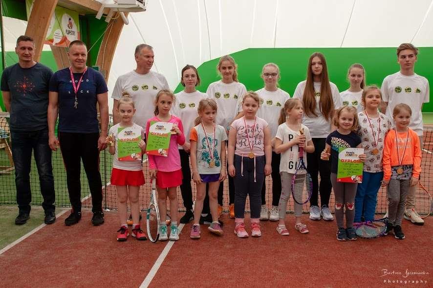 X Otwarte Mistrzostwa Głogowa w Mini Tenisie o Puchar Prezydenta Głogowa5