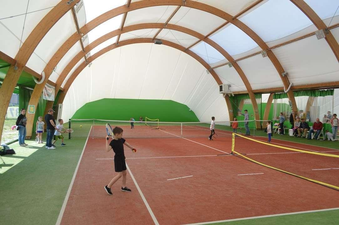 X Otwarte Mistrzostwa Głogowa w Mini Tenisie o Puchar Prezydenta Głogowa7