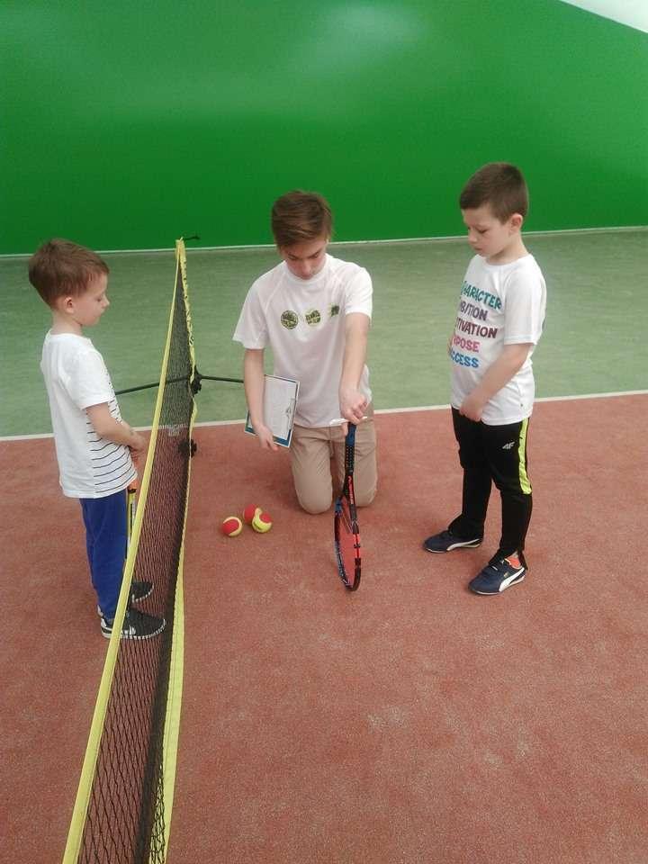 X Otwarte Mistrzostwa Głogowa w Mini Tenisie o Puchar Prezydenta Głogowa8