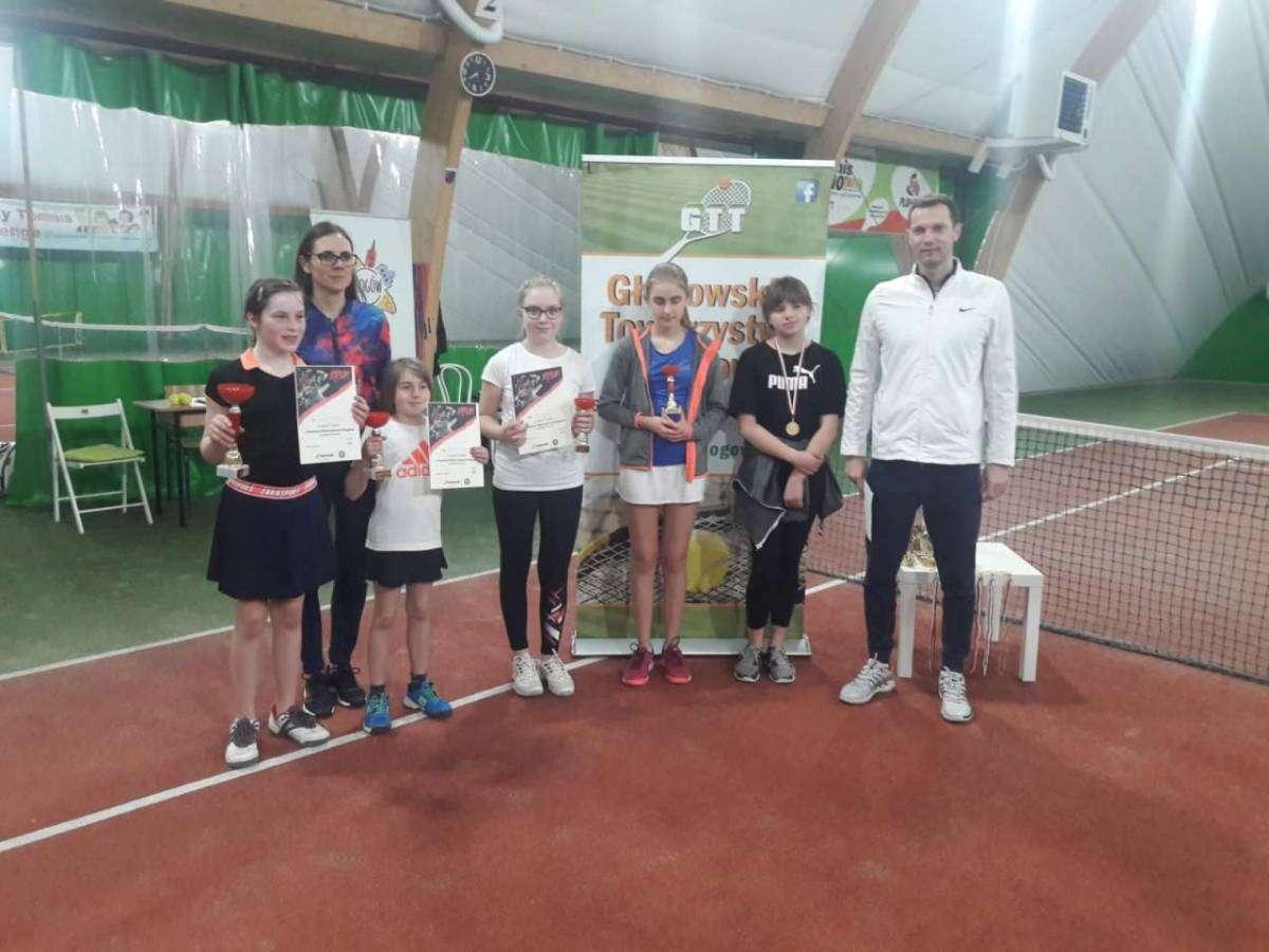 X Otwarte Mistrzostwa Głogowa w Mini Tenisie o Puchar Prezydenta Głogowa9