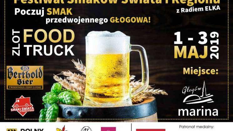 Festiwal smaków 2019 Głogów