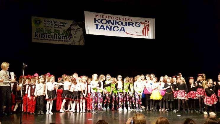 konkurs tańca nowoczesnego MOK Głogów 02.04.2019 fot. M. Łętkowska