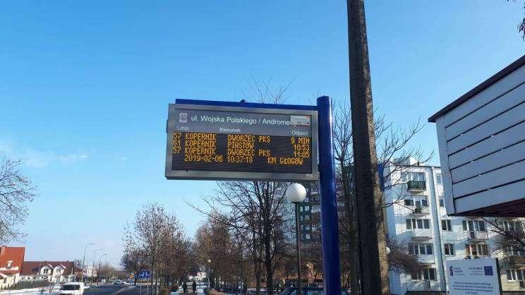 zdjęcie poglądowe - kursowanie autobusów KM w Święta Wielkanocne