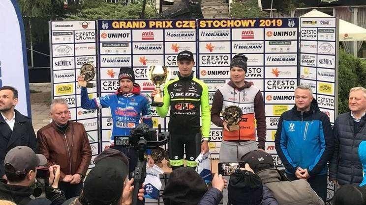 Mikołaj Konieczny zwycięzcą Grand Prix Częstochowy