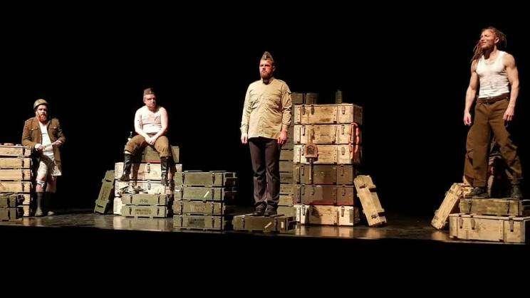 Teatr jednego mostu spektakl