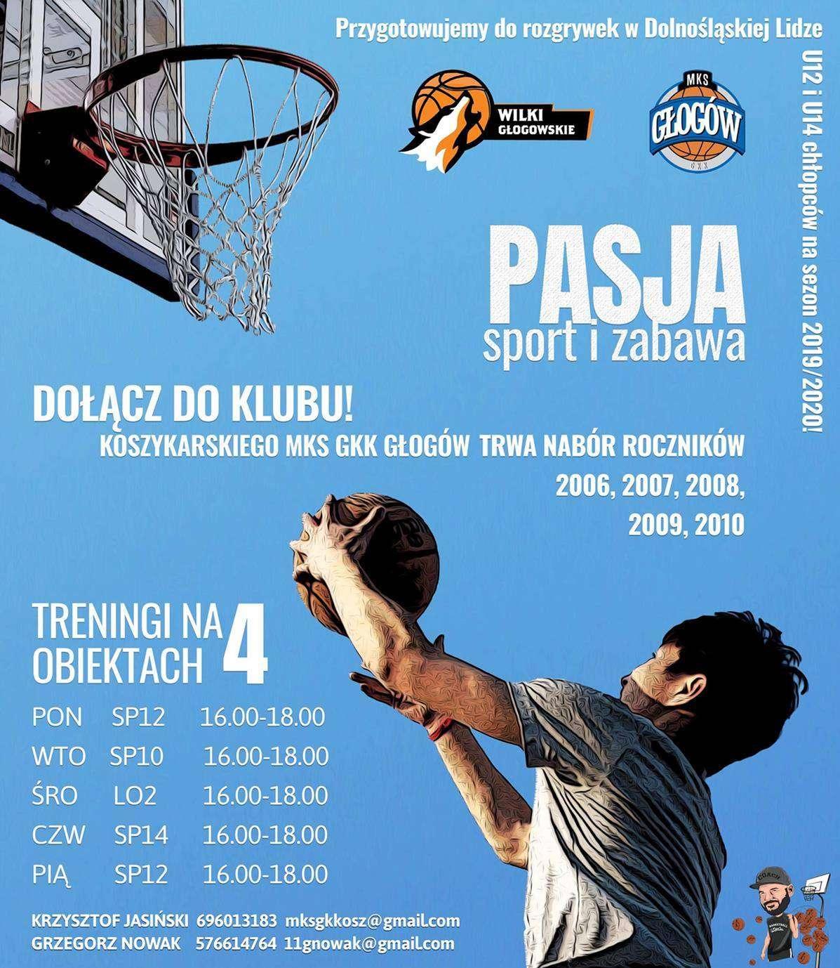 zaproszenie-mks-gkkosz-głogów-plakat