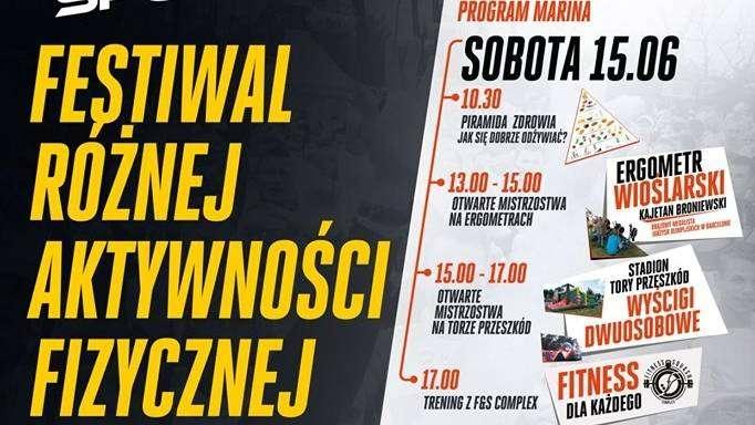 Festiwal różnej aktywności 2019 plakat_mini