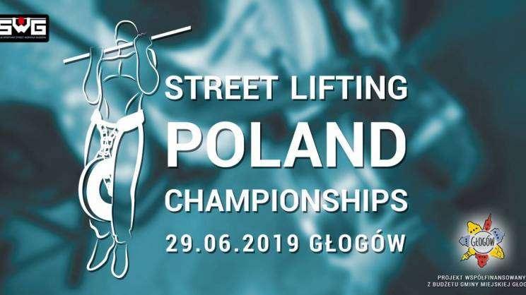 II Mistrzostwa Polski w Street Lifting - plakat_mini