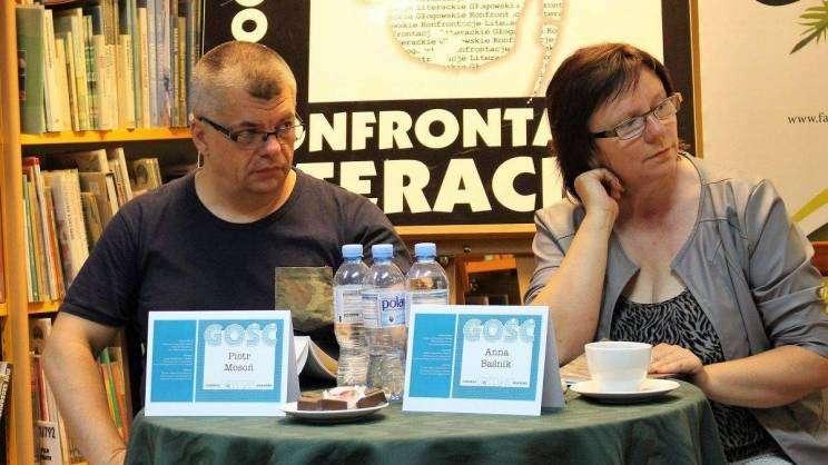 konfrontacje literackie 2018 fot. A. Błaszczyk