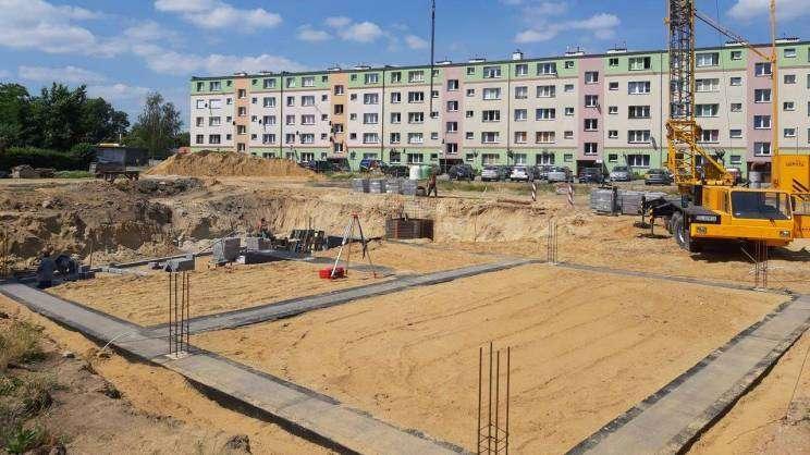 Prace nad budową nowego Przedszkola nr 7_1_mini