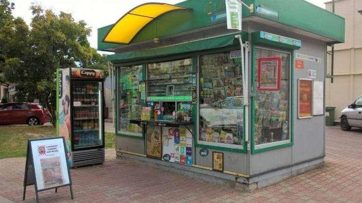 kiosk Ruchu Głogów