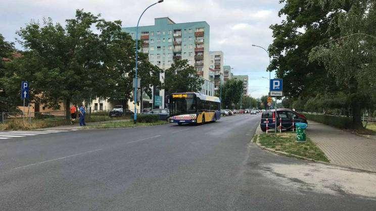 przystanki autobusy Armii Krajowej