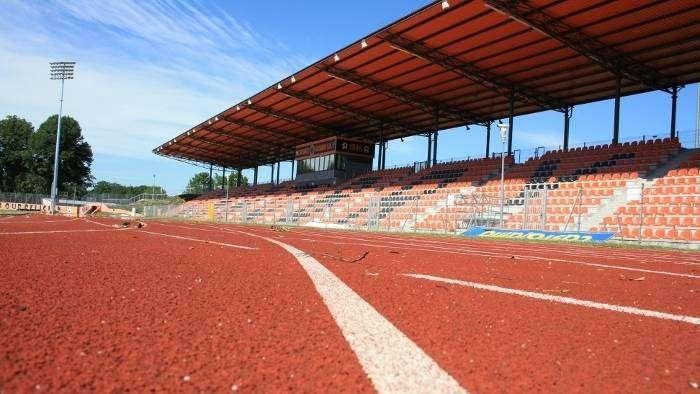 Stadion Chrobry Głogów trybuna_mini