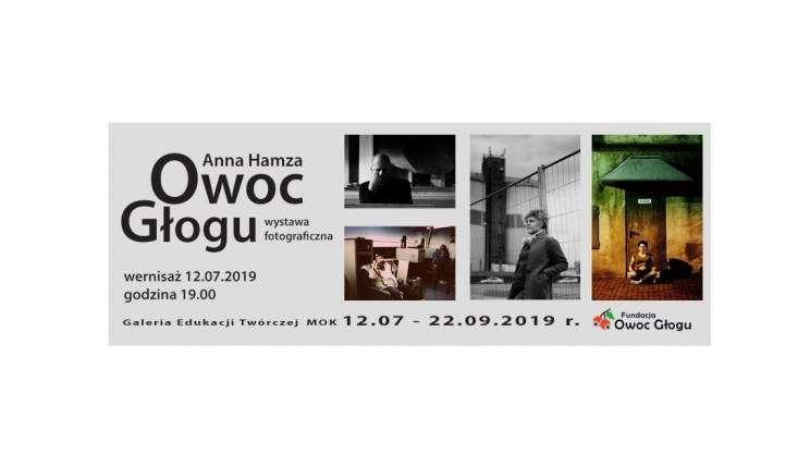 Wernisaż wystawy fotograficznej 'Owoc Głogu' - plakat_mini_3