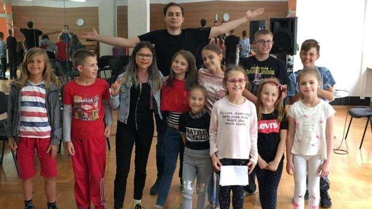 Zakończenie warsztatów wokalnych dla dzieci w MOK_8_mini