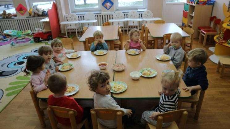 dzieci w Żłobku Miejskim nr 1 w Głogowie_mini