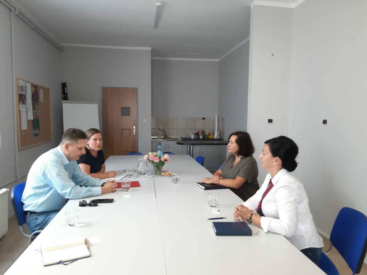 spotkanie Miejska Strefa Biznesu