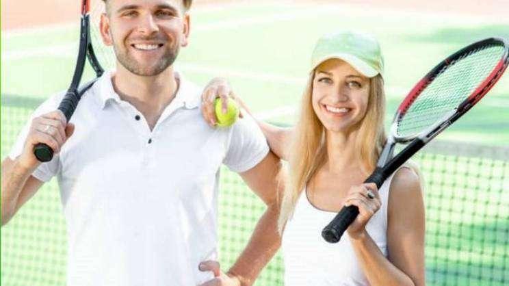 mistrzostwa tenisa plakat