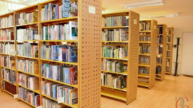 biblioteka miejska Głogów