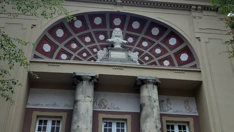 gryphius teatr Głogów
