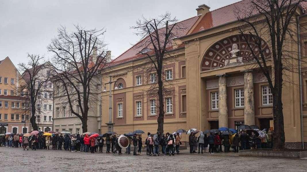 Dzień otwarty w teatrze im. A.Gryphiusa w Głogowie, 21.11.2019, Studio Siwek