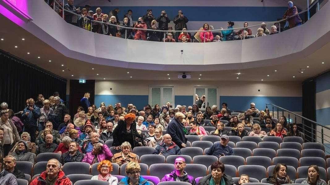 dzień otwarty w teatrze