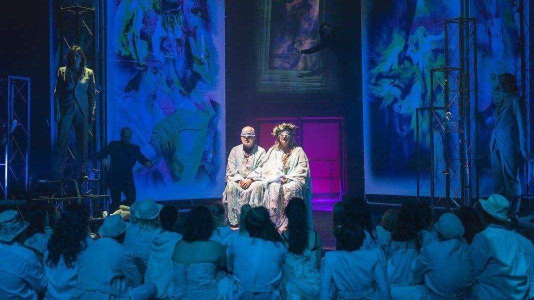 22.11.2020_otwarcie teatru w Głogowie, premiera Piast